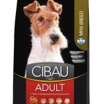 FARMINA. Cibau. Полнорационный и сбалансированный корм для взрослых собак мелких пород. 2,5 кг