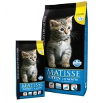 FARMINA. Matisse. Полнорационный корм для котят, а также для беременных и кормящих кошек. 0,4 кг