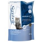 Bosch. SANABELLE. ADULT с форелью. Полнорационный корм - рекомендован для кошек домашнего содержания. 0,4 кг