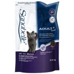 Bosch. SANABELLE. ADULT с мясом страуса. Полнорационный корм - рекомендован для кошек домашнего содержания. 2 кг