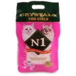 Crystals № 1. For Girls. Наполнитель силикагелевый. 5л.