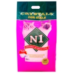 Crystals № 1. For Girls. Наполнитель силикагелевый. 12,5л.