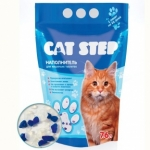 Cat Step. Наполнитель силикагелевый. 7,6 л.