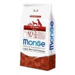 Monge. Dog Speciality. Корм для собак всех пород, ягненок с рисом и картофелем. 12 кг