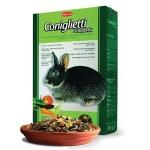 Padovan. Coniglietti Grand Mix. Корм для кроликов. 0,85 кг.