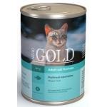 Консервы Nero Gold рыбный коктейль 0,41 кг
