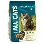 ALL CATS. Корм для кошек. 0,4 кг