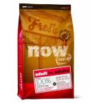 NOW Natural. Holistic. Корм беззерновой для взрослых собак со свежим мясом ягненка и оленины, Grain Free Red Meat Adult Recipe DF 11,35 кг
