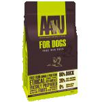 AATU FOR DOGS. Корм для собак. Беззерновой. Утка. 1,5 кг