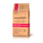 Grandorf Ягненок с рисом для собак средних пород 3 кг