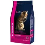 Euкanuba. Для взрослых кошек. Стерилизованных и с избыточным весом. 1,5 кг.