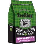 ZOORING. Корм для щенков. Ягненок и Рис. 10 кг