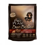 Duo Delice. Корм для собак малых пород. Говядина и Рис. 0,7 кг