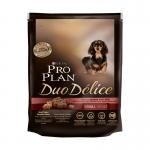 Duo Delice. Корм для собак малых пород. Лосось и Рис. 0,7 кг