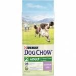 Dog Chow. Для собак. Ягненок. 14 кг