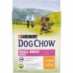 Dog Chow. Для собак малых пород. Курица. 2,5 кг