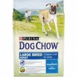 Dog Chow. Для собак крупных пород. Индейка. 2,5 кг