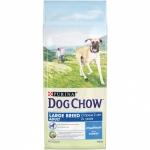 Dog Chow. Для собак крупных пород. Индейка. 14 кг