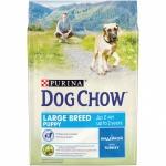 Dog Chow. Для щенков крупных пород. Индейка. 2,5 кг