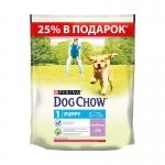 Dog Chow. Для щенков. Ягненок. 0,8 кг