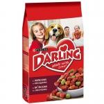Darling. Для собак. Мясо и Овощи. 2,5 кг
