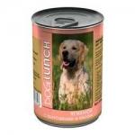 Дог ланч. Для собак. Ягненок с потрошками и рисом. 0,75 кг