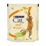 Cat Chow. Для кошек. Домашняя птица. 0,4 кг