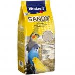 Vitakraft песок для маленьких попугаев Sandy. 2,5 кг