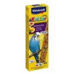 Vitakraft Крекер. Крекеры для волнистых попугаев фруктовые. 2шт