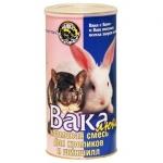 Вака Люкс. Кормовая смесь для кроликов и шиншилл. 0,8 кг.