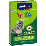Vitakraft. Корм для шиншилл всех возрастов Vita Special All Ages. 0,6кг.