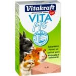 Vitakraft Vita Fit. Соляной камень для грызунов. 40 гр.