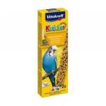 Vitakraft Крекер. Крекеры для волнистых попугаев кунжут/банан. 2шт