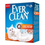 Ever Clean. Fast acting odour control. Наполнитель комкующийся. 6л.