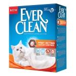 Ever Clean. Fast acting odour control. Наполнитель комкующийся. 10л.