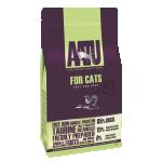 AATU FOR CATS. Корм для кошек. Беззерновой. Утка 3 кг.