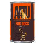AATU. Консервы для собак Курица. 0,4кг