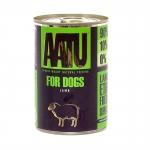 AATU. Консервы для собак Ягненок. 0,4кг