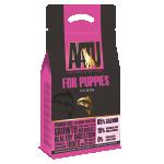 AATU FOR DOGS. Корм для щенков. Лосось.1,5 кг.