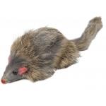 Каскад. Мышь цветная длинный мех, 8см