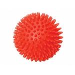 Каскад мяч с шипами резиновый. 9 см