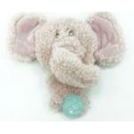 Aromadog. Игрушка для собак. Слон малый с эфирным маслом лаванды.