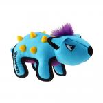 "GiGwi. Duraspikes. Игрушка для собак ""Енот с резиновыми шипами""."