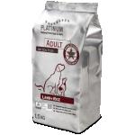 Platinum Корм для взрослых собак  Ягненок и Рис 1,5 кг