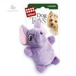 """GiGwi. Игрушка для собак """"Слоник с пищалкой""""."""