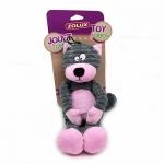 """Zolux. Игрушка плюшевая для собак """"Кот"""", 25 см."""