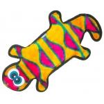 "ОН (Outward Hound). Invinc Mini. Игрушка для собак  ""Геккон"", 4 пищалки."