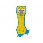 """ОН (Outward Hound). Fire Biterz. Игрушка для собак """"Жёлтая птица"""", средняя."""