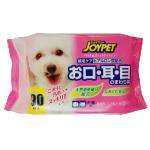 JoyPet. Влажные салфетки для собак и кошек для ухода за пастью, глазами, ушами. 90шт