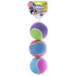 GiGwi Ball. Игрушка для собак Три мяча с пищалкой